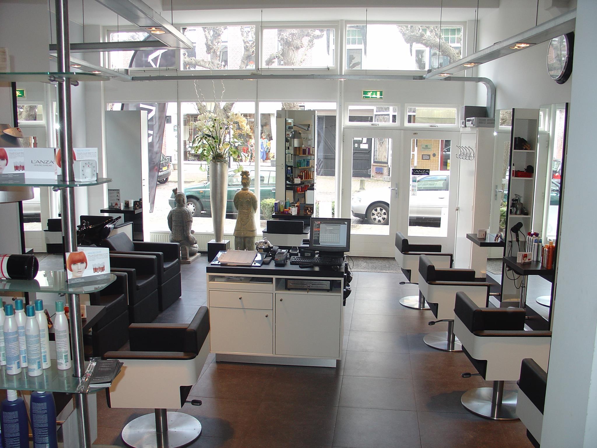 Hans Haarstudio - Interieur