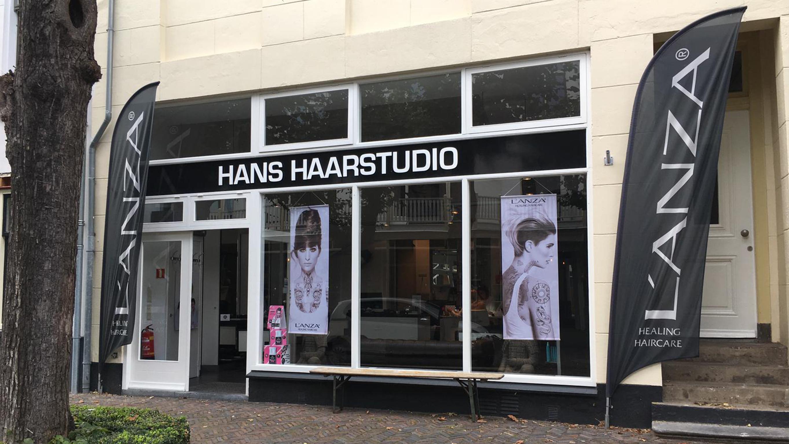 Hans Haarstudio - Exterieur