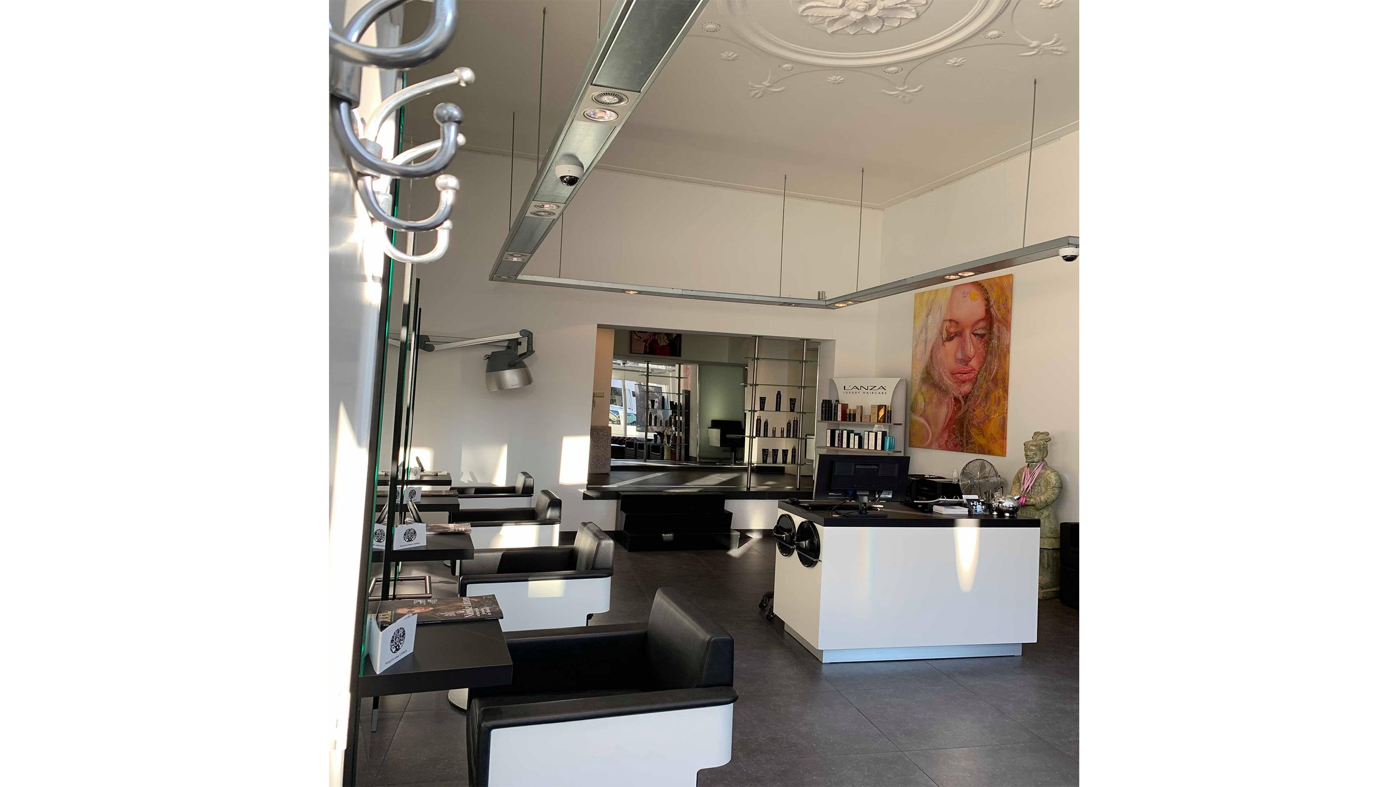 Hans Haarstudio Interieur